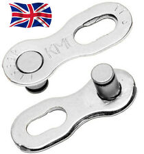 2 Sets X KMC Missing Link 11-speed for Kmc/ Shimano/campagnolo UK SELLER