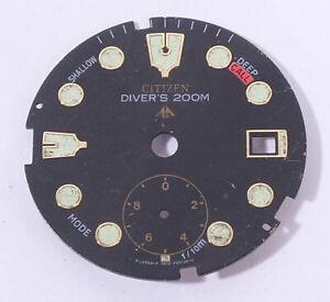 Citizen 5810-F80135 Divers 200M Black Watch Dial (W99)