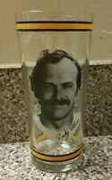 Mint 1976 NFL Pittsburgh Steelers / Rocky Bleier: Rare Arby's Collector Glass