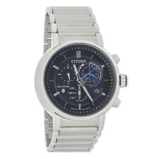 Citizen Eco Drive Mens Chronograph Proximity Black Dial Watch BZ1000-54E