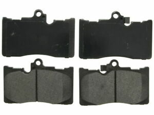 For 2008 Lexus GS460 Brake Pad Set Front Wagner 21177YZ