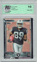 Amari Cooper 2015 Topps Football Factory SP  #451 Rookie Card PGI 10