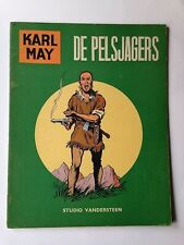 Karl May 04, De pelsjagers, 1° druk,  Frank Sels