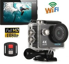 Original EKEN H9R 1080P 4K WiFi Sport Action Camera Waterproof Travel Camcorder
