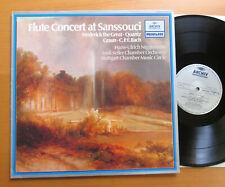 2547 014 Flute Concert At Sanssouci Hans-Ulrich Niggemann ARCHIV Stereo NM/EX