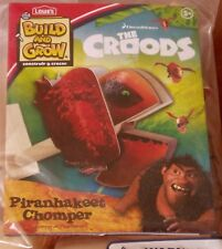 The Croods Piranhakeet Chomper Lowes Build and Grow Kids Project Kit Toy Bird