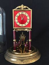 Gorgeous 400 Day Torsion Anniversary Clock By Kieninger Obergfell