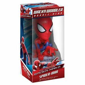 Funko Amazing Spiderman Part 2 Wacky Wobbler Bobble Head
