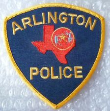 Patch- Arlington Texas US Police Patch (NEW*)