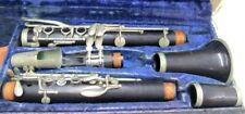 Artisan France Model 252 Intermediate Level Wood Clarinet w case, Good condition