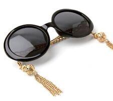 Runde Vintage-Sonnenbrillen