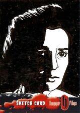 Hammer Horror Series 2 Sketch Card drawn by Rich Molinelli /2