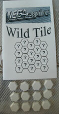 MEGAcquire Wild Tile Kit. Variant to add intrigue (Kit only, no game) Acquire