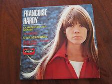 FRANCOISE HARDY La Maison ou J'ai Grandi French ep