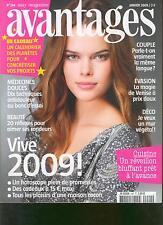 Avantages N° 244 : Vive 2009