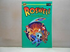 ROSWELL - LITTLE GREEN MAN #1 of 6 BONGO COMICS 9.0 VF/NM Uncertified