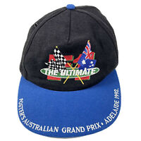 The Ultimate Fosters Australian F1 Grand Prix Adelaide 1992 Vintage Cap Hat