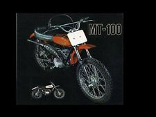 INDIAN MT ME MS MI ML MX SR SE MANUAL w/ Parts List for 2 Stroke Engine Service