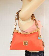EUC Dooney & Bourke Red  Handbag Purse Shoulder Bag P17