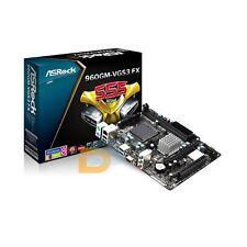 SCHEDA MADRE ASROCK 960GM-VGS3 FX SOCKET AM3+ FX SCHEDA MADRE AMD PCI-E VGA