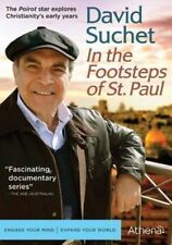 in The Footsteps of St Paul 0054961221691 With David Suchet DVD Region 1
