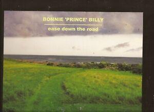 Bonnie 'Prince' Billy - Ease Down The Road ( Vinyl LP + Lyric Sheet/Print  )