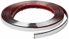 ROULEAU BANDE AUTOCOLLANTE CHROME 14mm 8 METRES VW GOLF 1 2 3 4 5 6 7 PLUS
