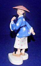 Royal Copenhagen- Dressed up Children, Chinese Girl- #1249045