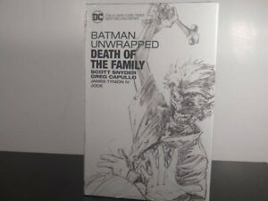 Batman Unwrapped Death Of The Family Hardcover