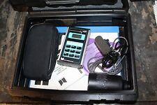 Metrosonics db-3080 Metrologger Dosimeter & QC-10M Calibrator
