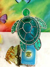 👀Bath Body Works Sea Turtle Blue Green Nightlight Wallflower fragrance Plug