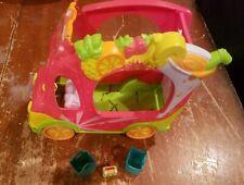 Shopkins Smoothie Truck Van Car Toy