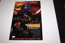 KRISTY SWANSON Signed AUTO 11x17 Movie Poster THE PROGRAM, BUFFY ! JSA CERT