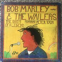 BOB MARLEY & The Wailers BIRTH OF A LEGEND  + P Tosh. Excellent