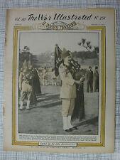 The War Illustrated # 251 (Sicily, Prague, Hitler, Highland Light Infantry, WW2)