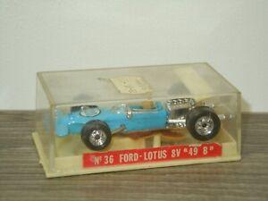 Ford Lotus 8V 49B - Guisval 36 Spain in Box *48328