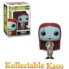 The Nightmare Before Christmas Sally With Basket Pop Vinyl Figure Funko #449
