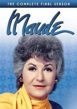 Maude The Final Season - 6 Disc Set (2016 DVD New)