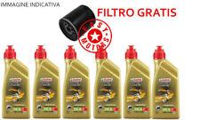 TAGLIANDO OLIO MOTORE + FILTRO OLIO YAMAHA VMX V-MAX 1700 09/16