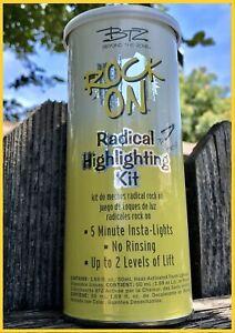 BTZ Beyond the Zone Rock-On Radical Highlighting Kit 5-Minute Insta-Lights