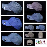 Baseball Cap Denim Jean Cotton Caps Fashion Hat Casual Ball Cap Unisex Hipster