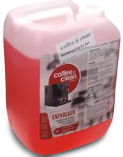 5L Flüssig Entkalker für Kaffeevollautomat zB. Jura Saeco DeLonghi Krups Melitta