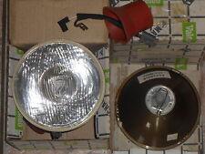 Optiques de phares  Diamètre 146 mm Marchal blanc en H1 Neuf origine 61267403