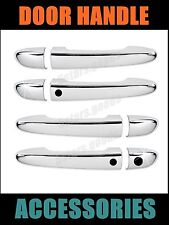 Accessories Chrome Side Smart Door Handle Covers For 2009-2017 Mazda 6 Sedan