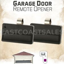 2 for 953D 953CD Chamberlain Compatible 1Button 315mhz Garage Door Opener Remote
