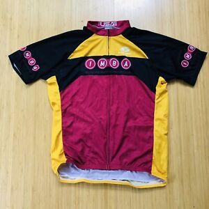 Men's Cycling Jersey 2XL IMBA Voler Club Jersey XXL NWOT Mountain Bike Boulder