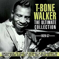 T-Bone Walker - Ultimate Collection 1929-57 [New CD] Boxed Set