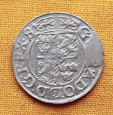 Medieval Sweden Coin - Gustav Adolf Grosso 1624.