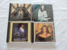 Matraca Berg – Lot of 4 CDs, Some Out Of Print; Nashville Singer/Songwriter
