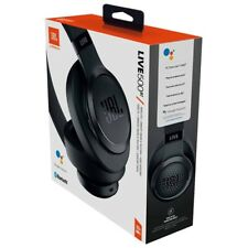 JBL Live 500 BT Around-Ear Wireless Headphone - Black